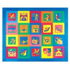 그림 매트(대)/유아방,유치원,노약자,장애우.요양원 체육시설 용이