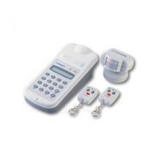 도난화재경보기/사이버아이 CE-200F/음성신고8개소/FM방식/양방향통화/리모컨/원격제어/전원보상/LCD표시/