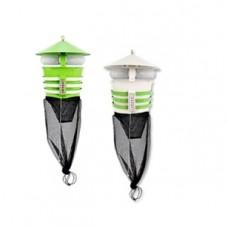 【 Olleh올레 】포집 포충기 400평형 (야외용·실내외겸용) HV-1180 (녹색│아이보리) 【 해충박멸, 강력한 흡입력 】