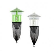 【 Olleh올레 】포집 포충기 350평형 (야외용·실내외겸용) HV-1108 (녹색│아이보리) 【 해충박멸, 강력한 흡입력 】
