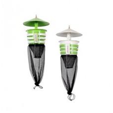 【 Olleh올레 】포집 포충기 200평형 (야외용·실내외겸용) HV-1112 (녹색│아이보리) 【 해충박멸, 강력한 흡입력 】