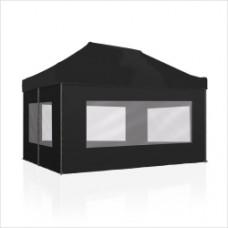 알루미늄 캐노피텐트 32mm (1.5m*2.3m)벽면포함형/캐노피천막 /집회.주차장.운동회.야유회.포장마차.종교행사용