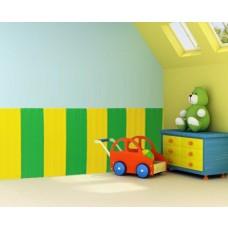 디자인벽매트/친환경고밀도EVA소재,유광코팅,1.1cm두께 340mmx1040mm,뒷면본딩처리