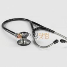 [KAWE] 의사 심장용 양면 청진기 /검정,자주