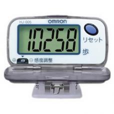 오므론 HJ-005 만보기omron 오므론보수계 만보기 오므론만보계 다이어트 운동 보행수측정