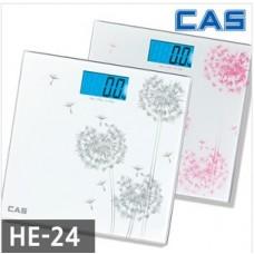 카스디지탈체중계 HE-24