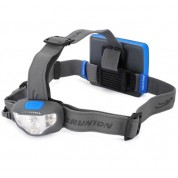 브런튼 헤드램프글레이셔 200/Glacier 200 Headlamp - Rechargeable - 90 Lumens