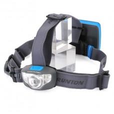 브런튼 헤드램프 글레이셔 320 /Glacier 320 Headlamp - Rechargeable - 120 Lumens: 1모드(Reading Mode) - 7루멘(약 65시간)