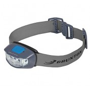브런튼 헤드램프 글레이셔 69 /Glacier 69 Headlamp - 3 AAA Green light, Infinite dimming, 30 Lumens