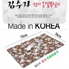 김수자 황토 맥반석 온열뜸질기 SJH-630H