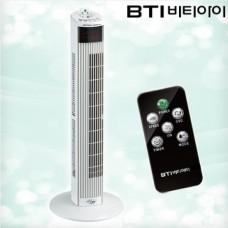 홍진 비티아이 타워팬 BTI-3000R   리모컨우수한 공간활용과 시원한 바람!