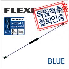 [플랙시바]FLEXI-BAR Intensiv : 트레이너/전문가용 - Blue