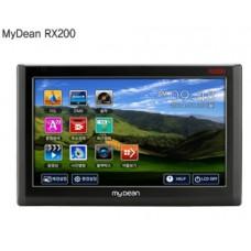 마이딘(MyDean) RX200 (8G) GiNi탑재/지상파DMB/Full HD동영상 재생 지원/교통정보(TPEG) 지원/동영상 PIP기능