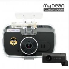 Mydean W350 FULL HD 2CH /와이파이블랙박스/스마트폰와이파이연동 블랙박스/스마트폰실시간확인가능/무료장착