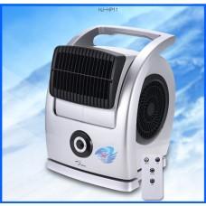 홍진테크 미니 블로워팬 HJ-HP11 사파이어리모콘 날개없는선풍기