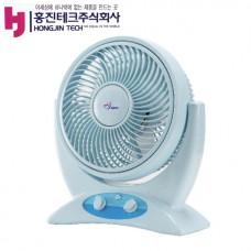사파이어 25cm 박스팬 HJ-16/탁상용벽걸이겸용