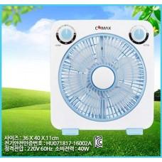 코멕스CM-10F/선풍기/박스팬/10형/미니선풍기/코멕스/탁상용