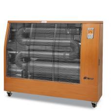 원적외선 전기히터 DSPE-120 발열량 : 10,320Kcal/h 난방면적 : 90㎡(구 27py)