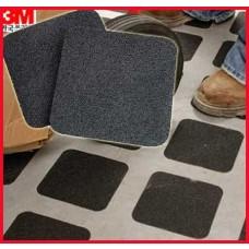 3M 시트형논슬립테이프(사각형)흑색,회색