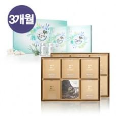 [힐링세트]베료즈카골드 1kg(스틱) + 후코이단 1kg