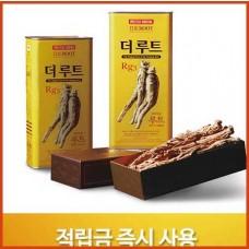 [비타민C 가공인삼] 더루트