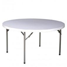 1500 원형유럽형 테이블/1500Φ × H740/mm/7~9인용