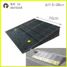 Block-Up 블럭형 차량집입판 강화프라스틱(PE)