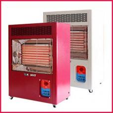 원적외선 전기 온풍기 HV-5050 국내최대45cm열판 열효율 두배 49.5~70.8㎡