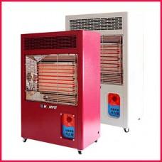 원적외선 전기 온풍기 HV-3150 국내최대30cm 대용량열판 사용 26.4~42.9㎡
