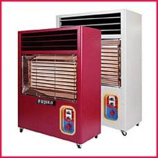 후지카 원적외선 전기 온풍기 FU-7300 원적외선/토출구조절/정화기능 59.4~92.4㎡