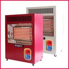 원적외선 전기 온풍기 FU-5200 국내최대45Cm열판 열효율두배 50.0~74.0㎡
