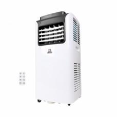 이동식 에어컨 (리모컨) 7평형 (실외기 필요없이 설치가능) sma-c2000ar (블랙) 【 냉방/제습/송풍 】