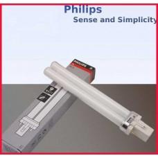 [필립스] PL-S 9w 10 2핀/자외선 경화용 램프/특수형광등/UVA/경화용램프/UV경화램프