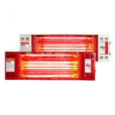근적외선 [퀄츠골드] 벽걸이 히터 HV-1060 전자파 No/비싼난방비 No/ 난방면적 36.3~49.5㎡