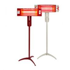 근적외선 [퀄츠골드] 스탠드 히터 HV-1080 전자파 No/비싼난방비 No/ 난방면적 26.4~42.9㎡