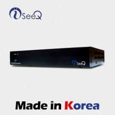 아이비젼 IQ-7008 8채널 녹화기 / TVI / AHD / 아날로그 카메라 지원 / 400m 전송 가능