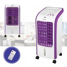 에어쿨러 냉풍기 4L (리모컨) HV-4802 (퍼플) 【 자연 친화적 】