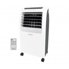 에어쿨러 냉풍기 물탱크 8L (리모컨) HV-4833 (화이트) 【 자연 친화적 청정바람 】