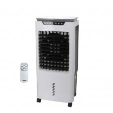 산업용 냉풍기 물탱크 50L (리모컨) HV-4899 (화이트) 【 청정 폭포수 】