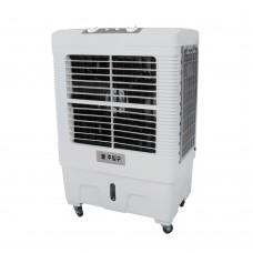 산업용 냉풍기 물탱크 60L (기계식) HV-4877 (그레이) 【 청정 폭포수 】