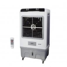 산업용 냉풍기 물탱크 60L (리모컨) HV-4888 (그레이) 【 청정 폭포수 】