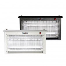 장수【 LED 램프 】AC방식 살충기 300평형 (실내,외 겸용) HV-2063 (아이│블랙) 【 대용량 트랜스 AC방식 】