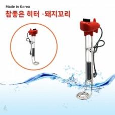 참 좋은 히터 물히터 3KW(자동) *700mm
