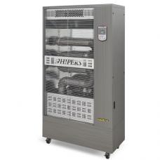 오일 온풍 난방기 DSOF-190S 발열량 : 18,500kcal/h